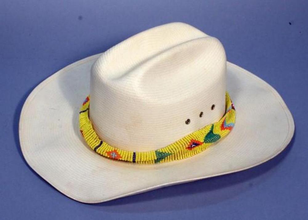 Lot 29 of 490  Resistol George Strait Collection Vinylcote Western Style  Hat 01b04ac40c4