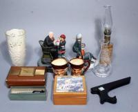 60e6a08044 Vintage Shuron Wire-Rim 1 10 12K Gold Framed Glasses