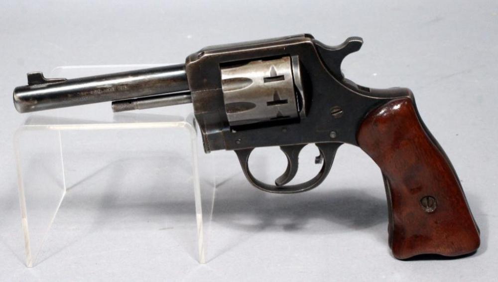 H & R Model 929 Side-Kick 9-Shot Revolver, .22 Cal, SN# S59151