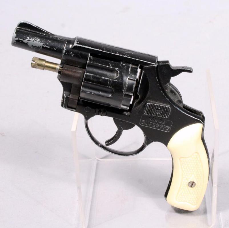 FIE Super 777 Starter Revolver,  22 Cal, 8 Shot Blank, Cap Shooter