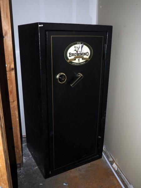Browning Sterling Series Firearm Safe, 60