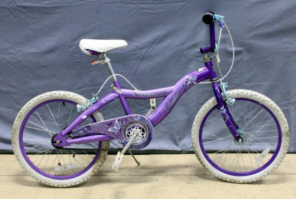 Kids Schwinn Deelite Cruiser Bicycle