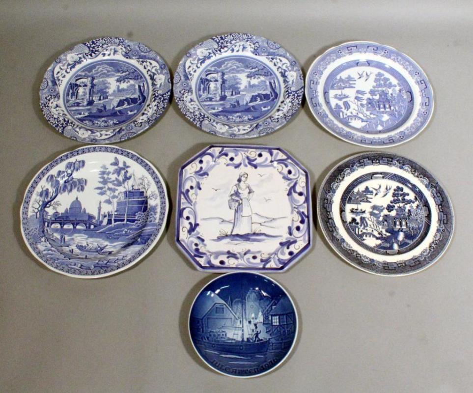 Plate Collection- 7\