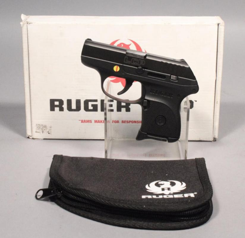 Ruger LCP Model 03701 Conceal/Carry Pocket Pistol,  380 Auto
