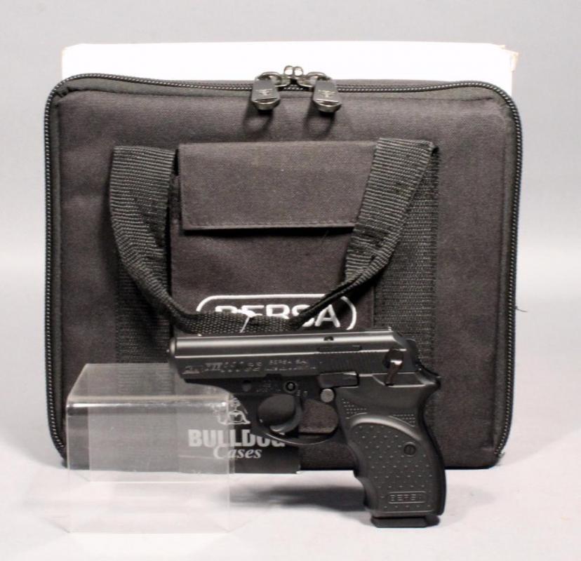 Bersa Thunder 380cc Model BS-511 Pistol,  380 Auto, SN