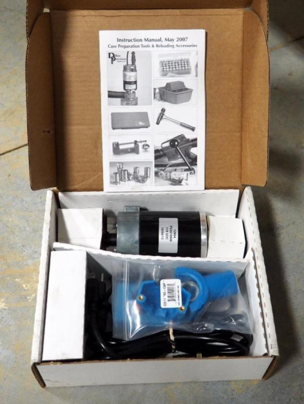 Dillon Precision Rapid Trim 1200B Case Trimmer, Appears NIB