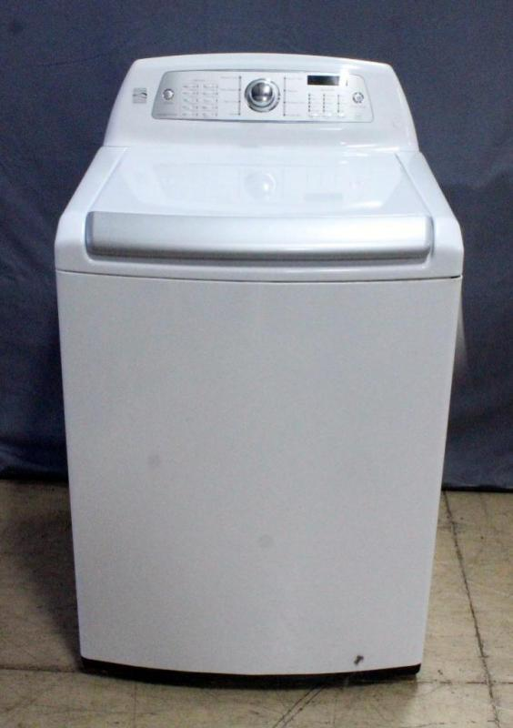 Lot 8 Of 373 Kenmore Elite Top Loading Automatic Washer Model 796 31512211 31512 Sn 402pnmh1j395 Ears New