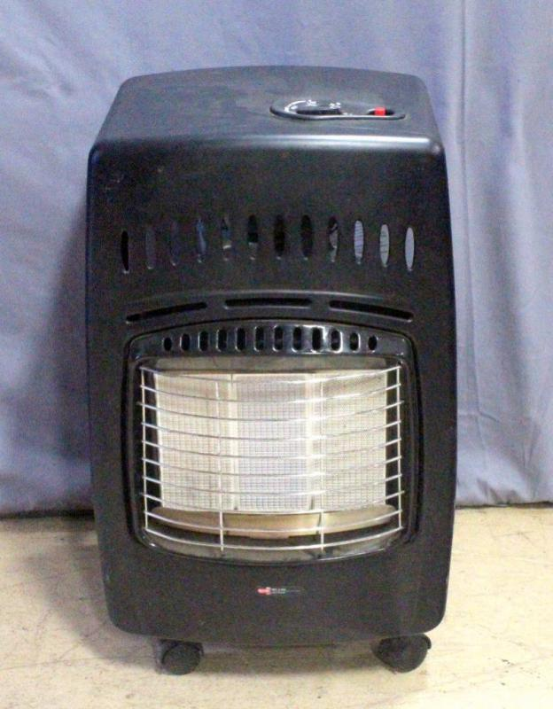 Dyna-Glo 18,000 BTU Propane Cabinet Gas Portable Heater Model ...