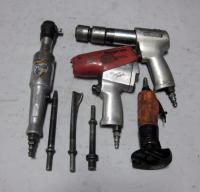 Mac Tools AW234 & AW234A Air Impact Wrenches, AG14 1/4