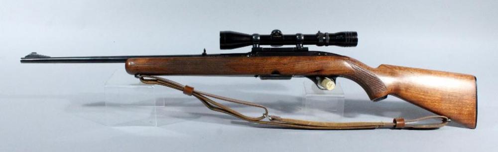 1961 winchester model 100 rifle 308 win sn 4125 redfield 3x 9x
