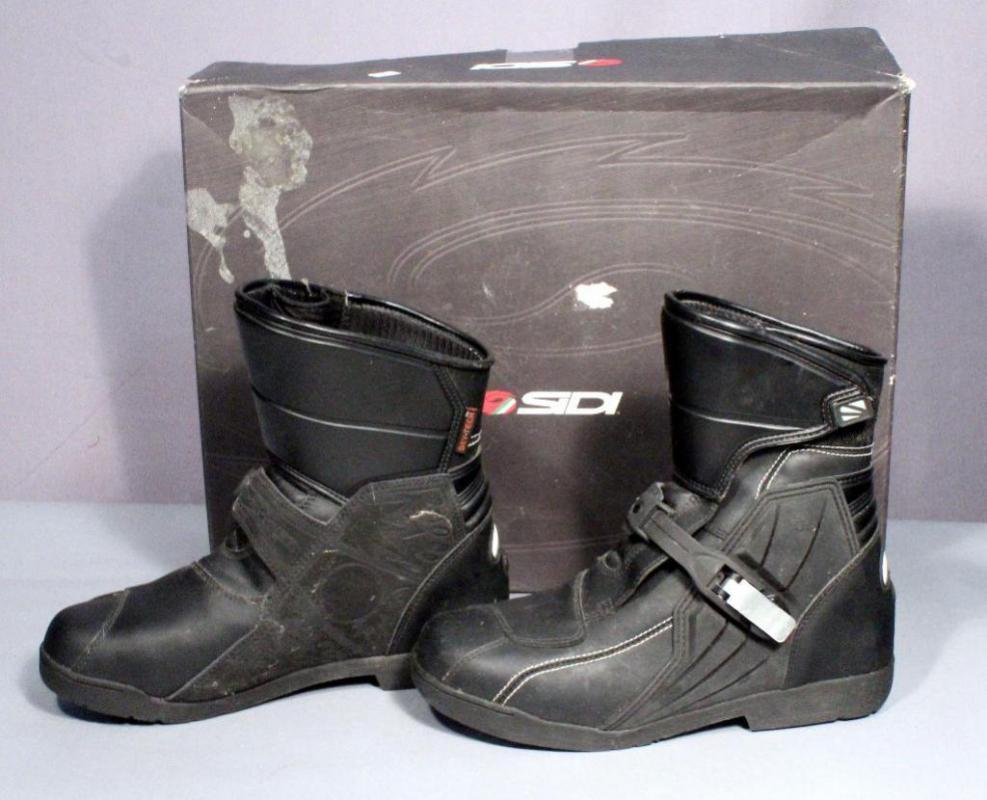 2fda4e2ec99 Men's Meteor Joe Rocket Motorcycle Boots, Size 10