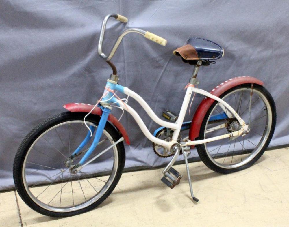 Vintage Huffy Holiday Freestyle Bike