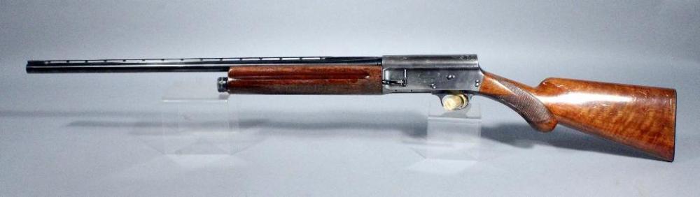 belgium browning a5 twenty semi auto shotgun 20 gauge sn 9z