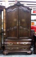 "Century Furniture Armoire, Dovetail Constructed Drawers, 45""W x 86.5""H x 20""D"
