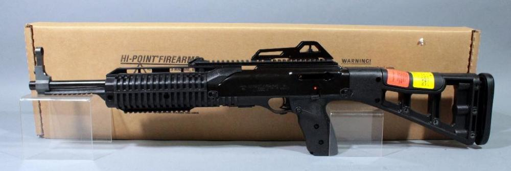 Hi-Point Firearms Model 995 Rifle, 9mm, SN# F136802, New With