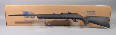 Marlin XT-22 RZ Bolt Action Rifle, .22 LR, SN# MM74586C, New With Box And Paperwork