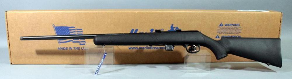 Marlin XT-22 RZ Bolt Action Rifle,  22 LR, SN# MM74599C, New With
