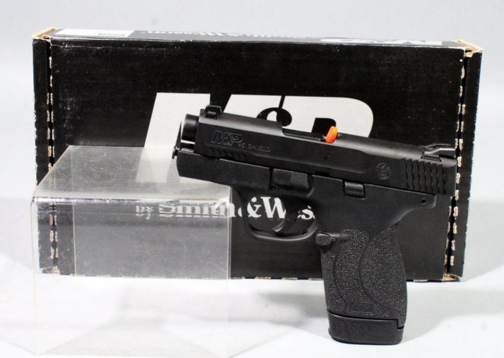 Smith & Wesson M&P 45 Shield Pistol,  45, SN# HHA4744, New