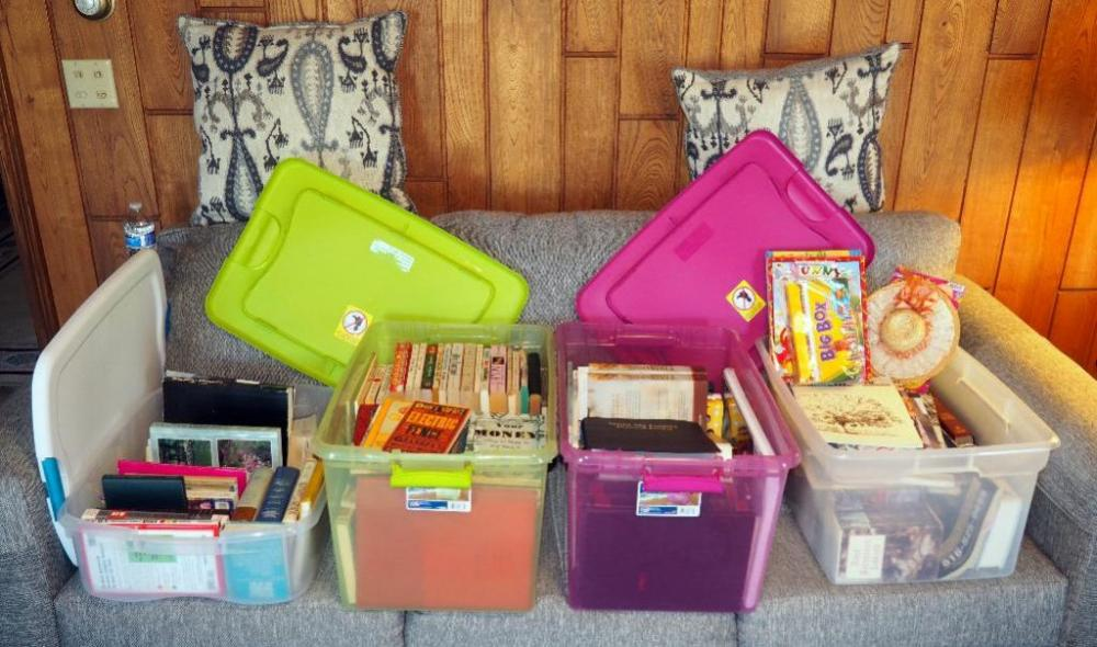 Book Assortment Includes Bibles, Book Of Mormon, Chicken Soup ...