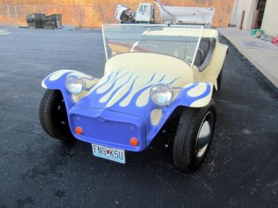 Berry Mini T 1973 VW Based Custom Dune Buggy, 4 Cylinder, Runs & Drives,1600cc Dual Port, Rack & Pinion Front, New Brakes, Seats 4, 4246 Mi, See Info!