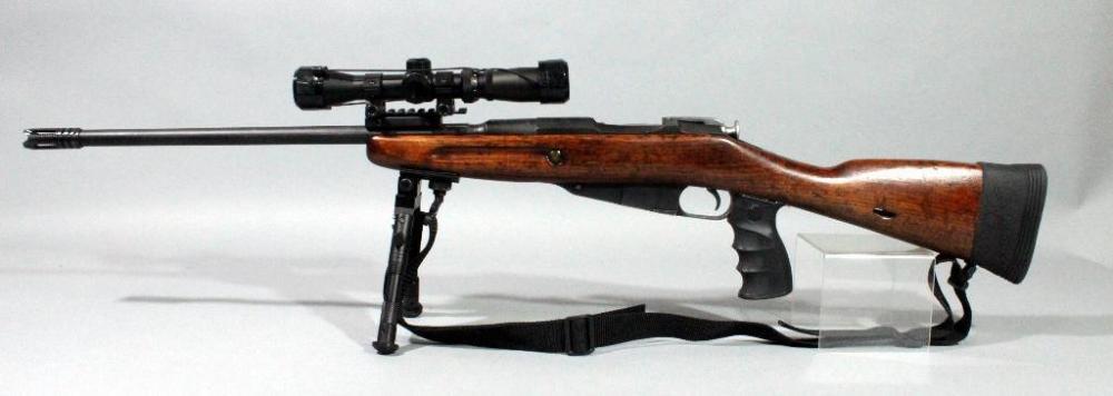 Russian M91/30 Mosin-Nagant Rifle, 7 62x54R, SN# 62861