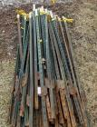 6' Fencing T-Posts, Qty 50