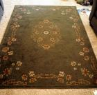 Oriental Weavers Of America Area Rug, Treasured Heirloom Pattern By Manresa Green, 5'5' x 7'7""