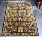 "Area Rug, 98.5""W x 139""L, Some Wear, See Photos"