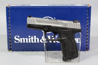 Smith & Wesson SD9 VE Pistol, 9mm, SN# FZH3948, New with Box and Paperwork