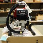 Titan Impact 440 Skid Mount Airless Paint Sprayer, Model 805000, With Hoses And Manual, SN1841200101, New