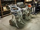 SprayTech EP2510 Upright Airless Paint Sprayers, Qty 3, Each Need Repair, Some With Hoses