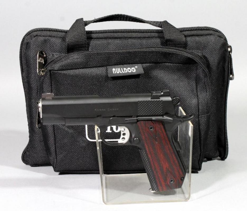 Ed Brown Kobra Carry Lightweight Gen 4 1911 Pistol 45 Acp Sn