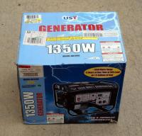 Ultimate Solution Tools GG1350 Series Gas Generator 1.5Gal, 1350w New In Box