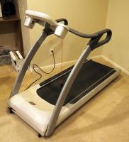 ST Fitness Treadmill With Electronic Controls
