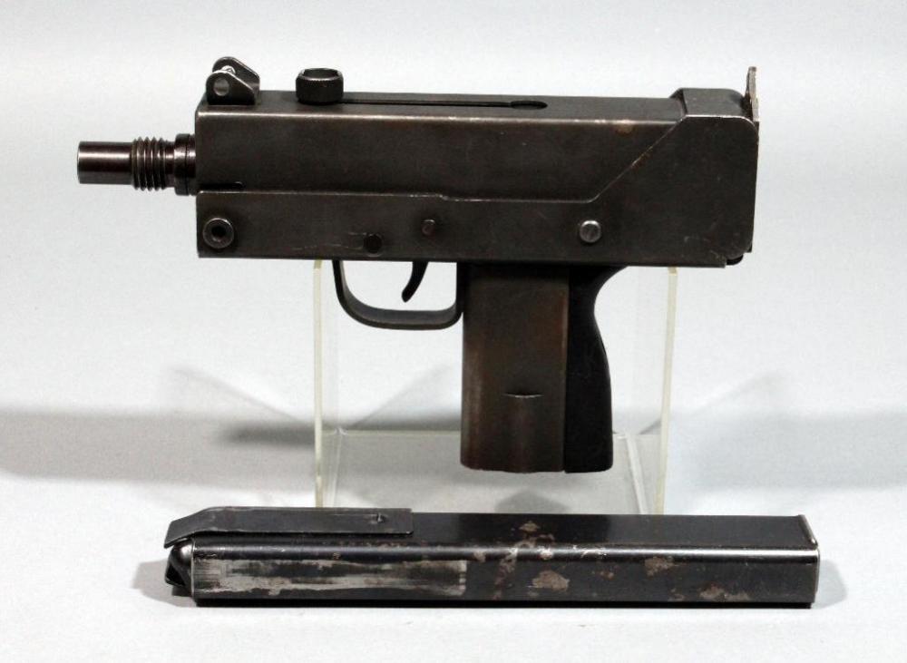 MPA MasterPiece Arms M10 Mac 10 Top Cocker Pistol,  45 ACP