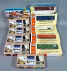 Athearn, Con-Cor and Walthers HO Scale Train Cars, Qty 11, Freight Cars, Cushion Coil Cars, More, All New in Box, See Photos