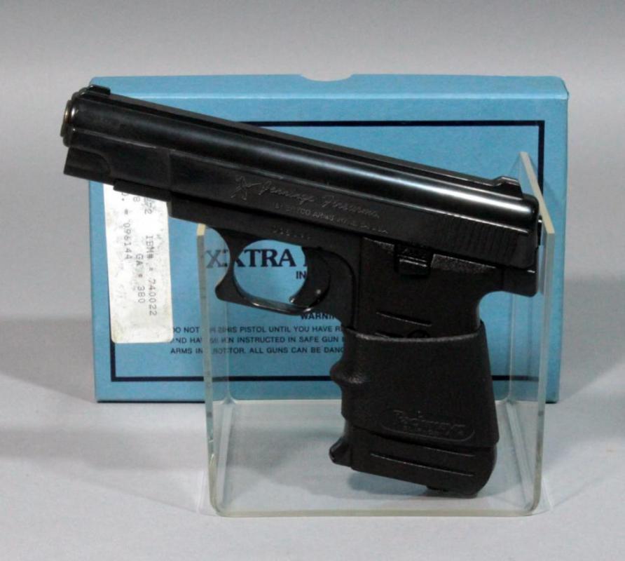 Jennings Firearms Bryco Arms Model 48 Pistol,  380 Auto, SN