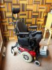 "Pride Quantum Power Wheel Chair Model #1121, 54"" x 41"", Includes Lester Electrical 24V Dual Mode Automatic Battery Charger"