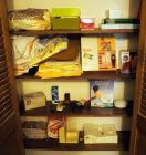 Oster Massage Unit, Heating Pad, Electric Clipper, Puzzles And More, Contents Of Hall Closet