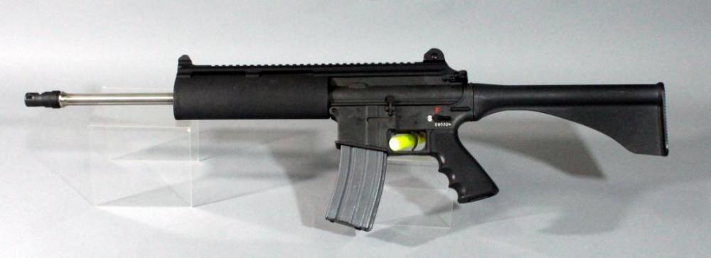Bushmaster Carbon 15 AR 15 Rifle NATO SN E05324