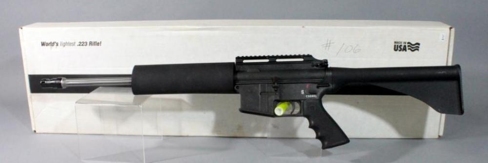 Professional Ordnance Carbon-15 AR-15 Sport Carbine Rifle