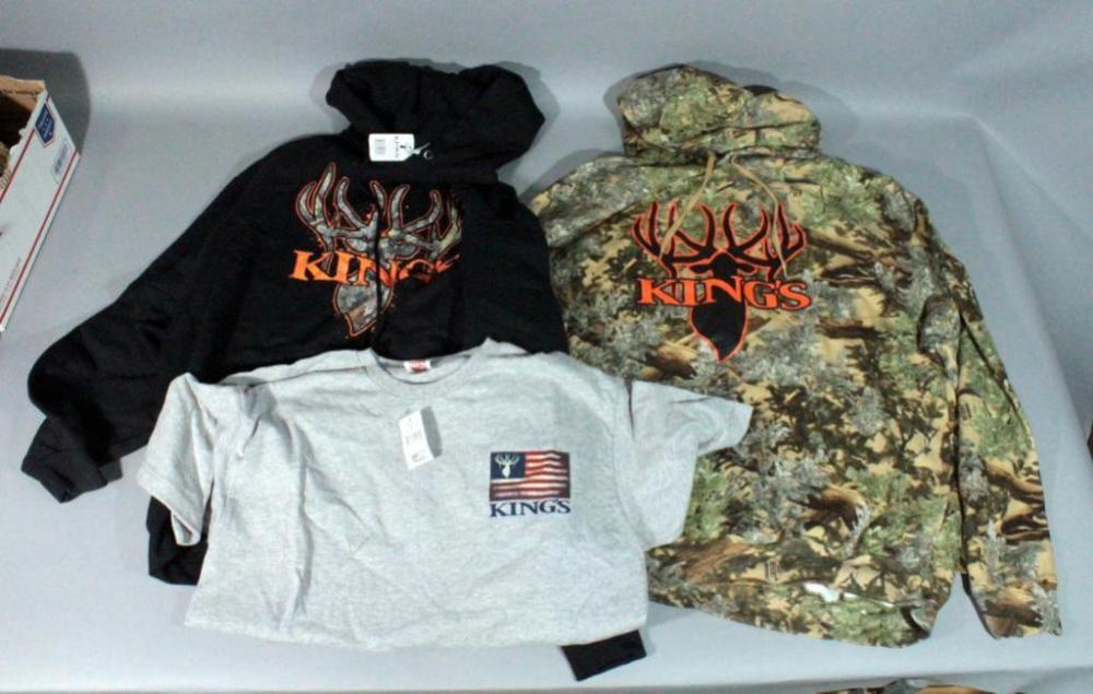 Kings Camo Desert Shadow Classic Pullover Hoodie, King's USA