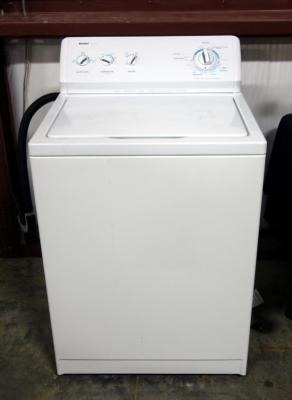 "Kenmore 600 Series Heavy Duty Super Capacity Plus Washer Washing Machine Model 110.27632600, 27""W x 43""H x 25.5""D"