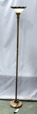 "Torchiere Floor Lamp, 71.5""H"