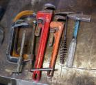 Pittsburgh HD Pipe Wrenches, C-Clamps, Custom Hammers