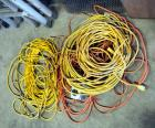 Large Assortment Of Extension Cords Qty Approx 7
