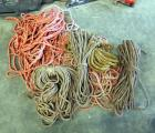 Assorted Braided Rope, Various Lengths