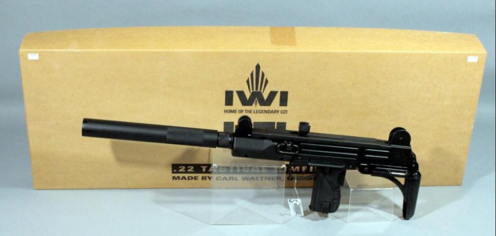Umarex USA, Walther Germany & IWI Israel, Model MP Uzi  22