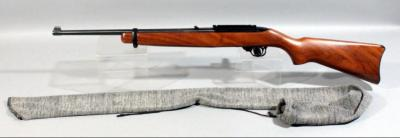 Ruger Model 10/22 .22 LR Rifle SN#118-06053 With Gun Sock