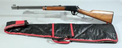 Winchester Model 9422 .22 SLLR Lever Action Rifle SN# F292221 With Soft Case